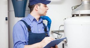 Plumbing and Heating Inspection