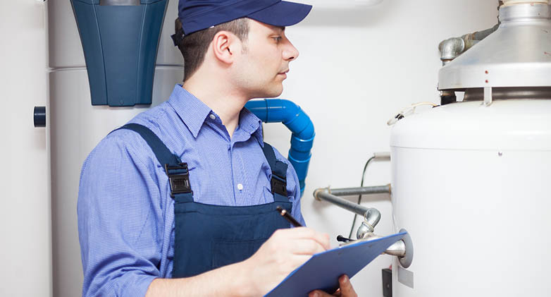 plumbing inspection toronto repair man